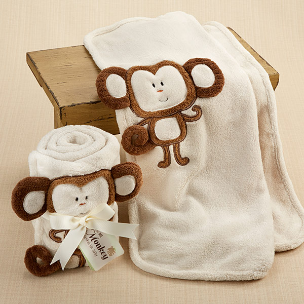Hug Me Monkey Blanket
