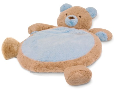 Blue Bear Baby Mat