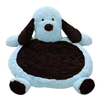Coco Blue Puppy Baby Mat