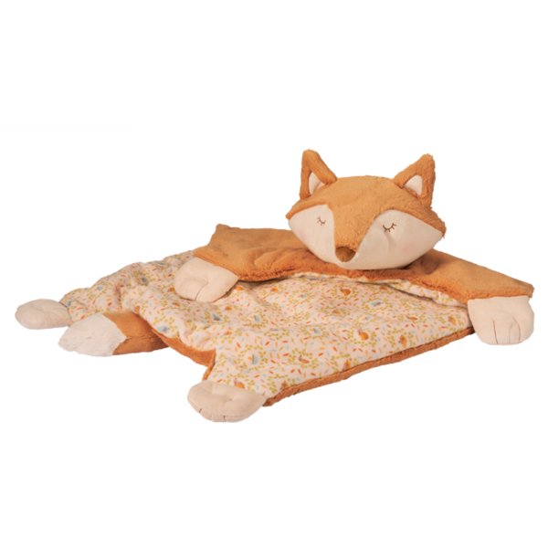 Fox Cuddle Mat