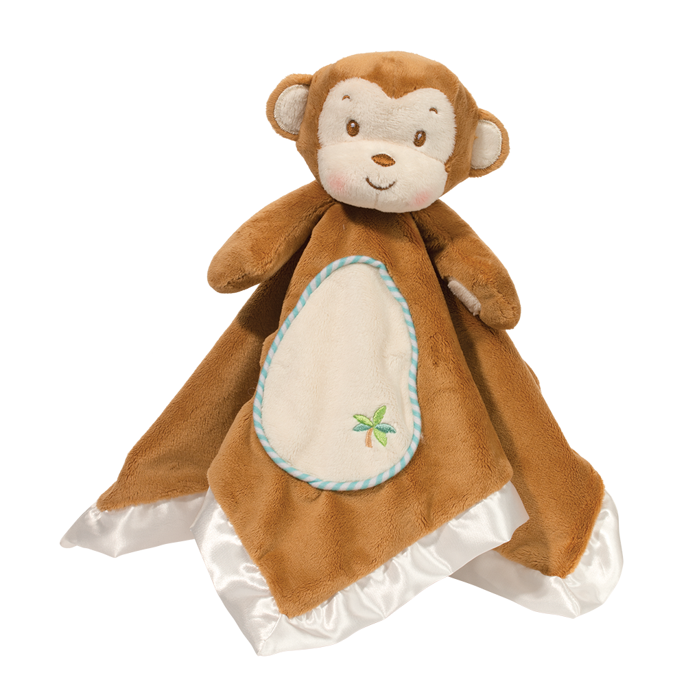 Monkey snuggler 1495 the gated arbor personalized baby gifts larger image negle Gallery