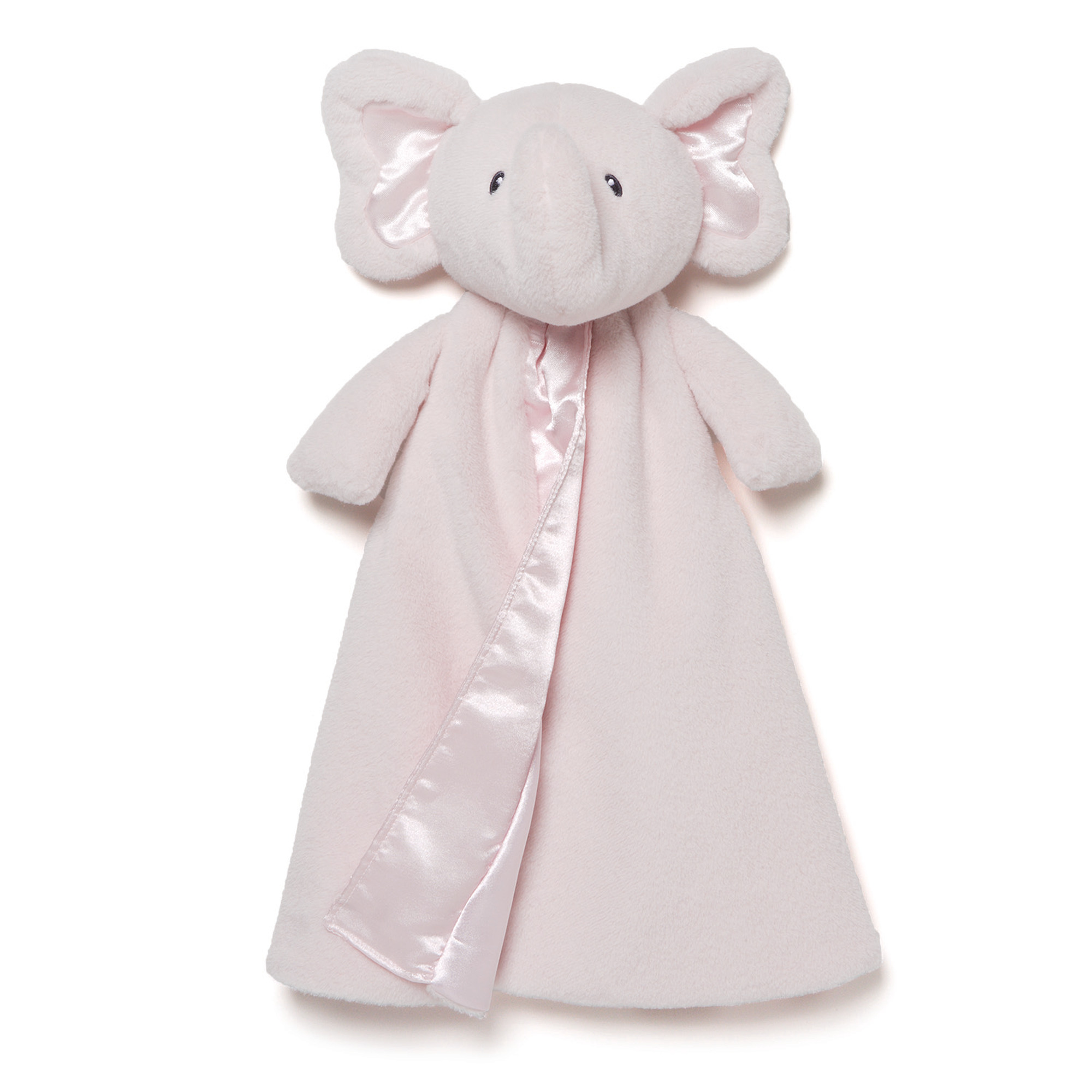 Bubbles Elephant Huggybuddy Pink