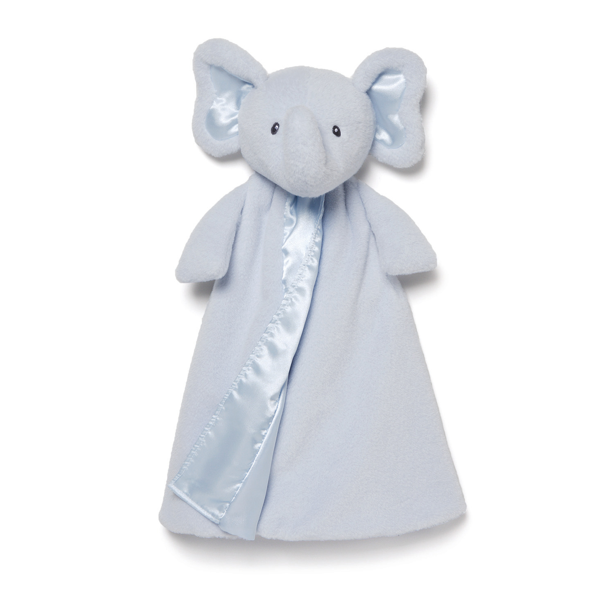 Bubbles Elephant Huggybuddy Blue