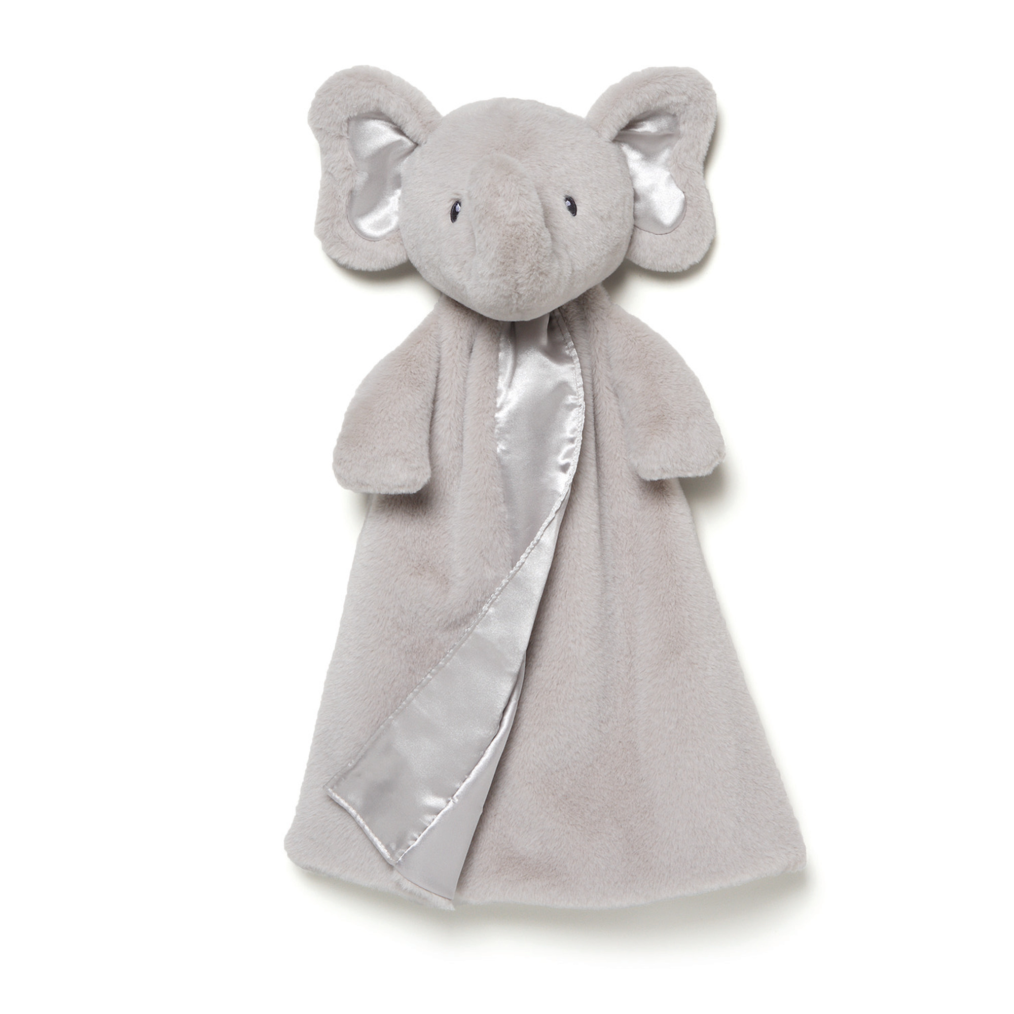 Bubbles Elephant Huggybuddy Gray