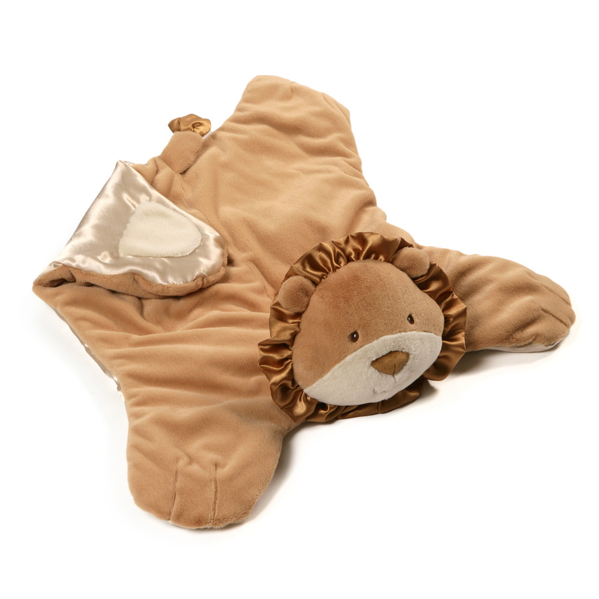 Leo Lion Comfy Cozy Brown
