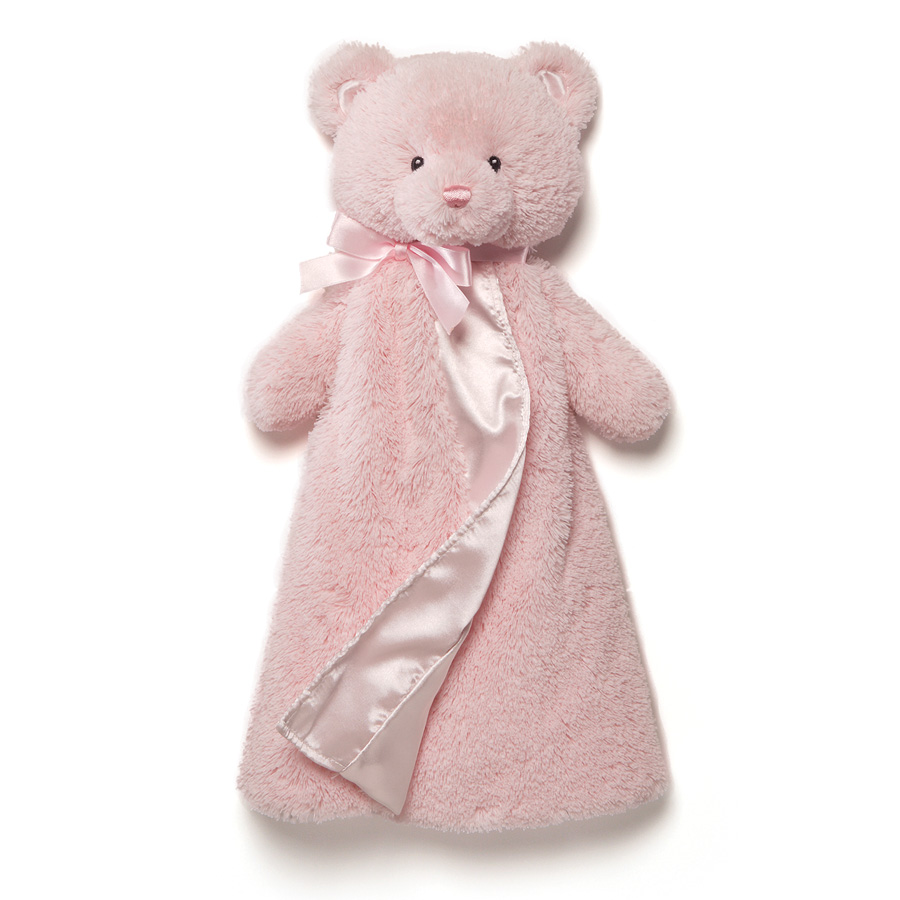 My First Teddy Huggybuddy Pink