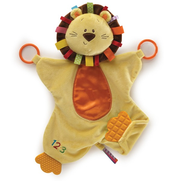 ROARSLY LION ACTIVITY BLANKET