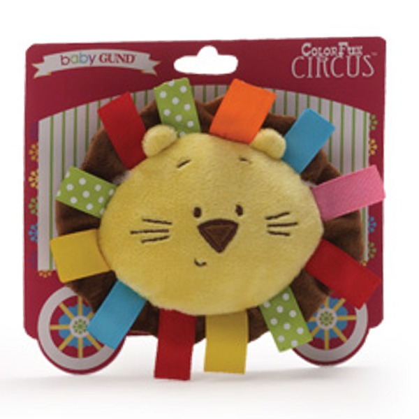 Color Fun Circus Crinkles - Lion