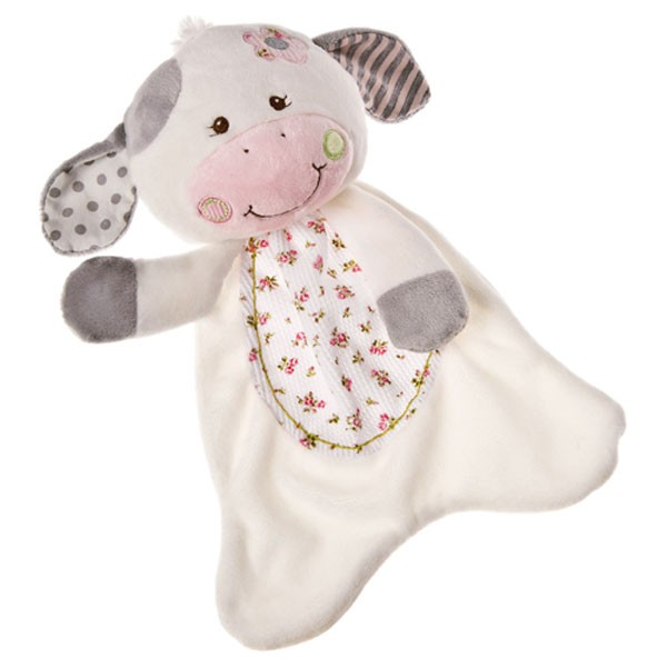 "Moo Moo Cow Lovey - 12"" - Click Image to Close"