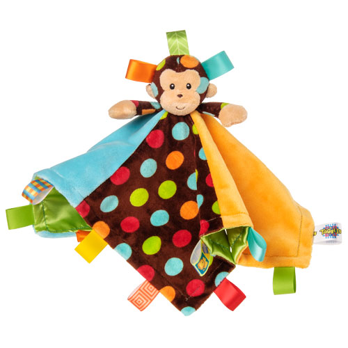 Dazzle Dots Monkey Taggie - Click Image to Close