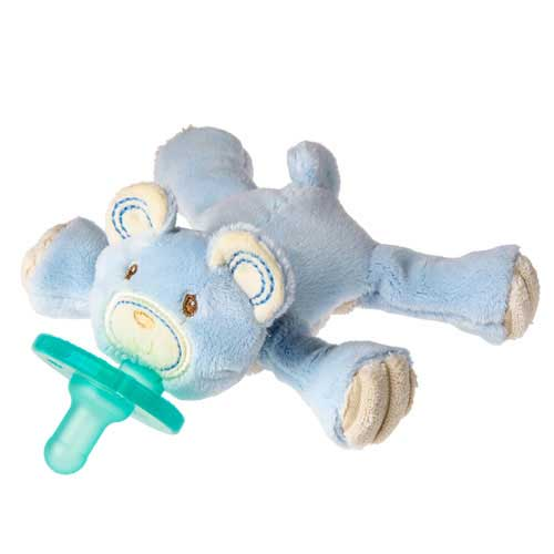 Thready Teddy Wannubub - Blue 8""