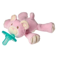 Thready Teddy Wubbanub™ - Pink 8""