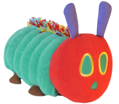 Very Hungry Caterpillar Zoobie