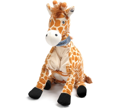 Jafaru the Giraffe