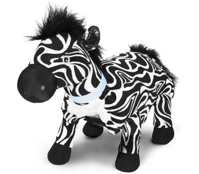 Zula the Zebra